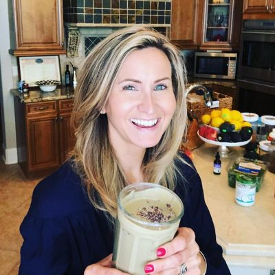 Brain and Gut Boosting Smoothie
