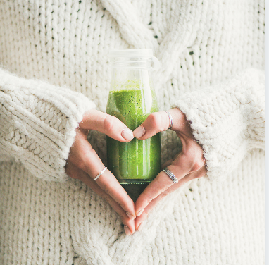 It's Good to Be Green Protein Meal Smoothie