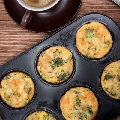 Nutritious Anti-inflammatory Egg Muffins