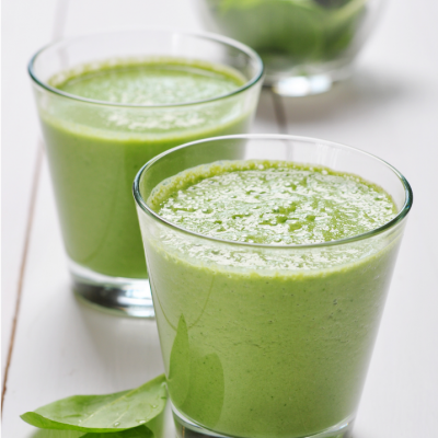 Green with Envy Minted Smoothie